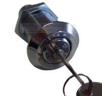 Industriskåpslås med nyckel