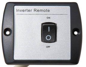Remotepanel för modifierad sinus